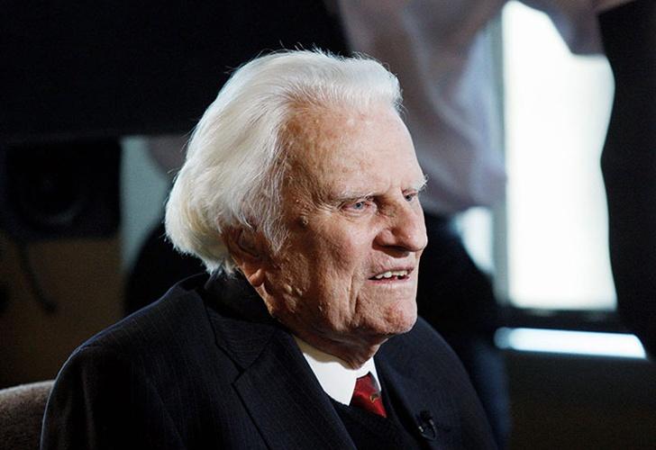 10 frases que dejó el renombrado predicador evangélico de USA — Billy Graham