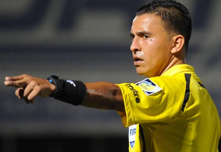 Resultado de imagen para Jaime Alfredo Herrera arbitro
