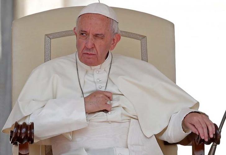 Papa visitará Chile y Perú: En 2018