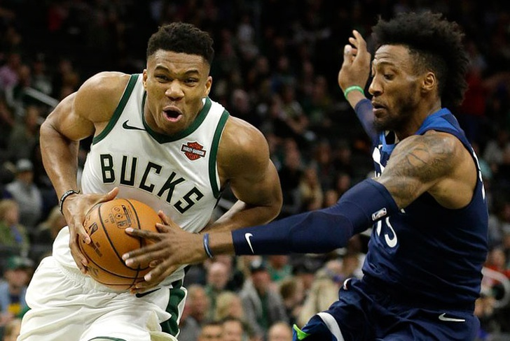 giannis, antetokounmpo, bucks, milwaukee, toronto, filadelfia, kyle, korver, boston, nba,