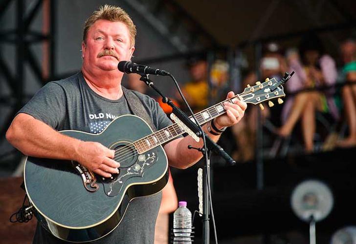 Cantante de country Joe Diffie falleció por coronavirus
