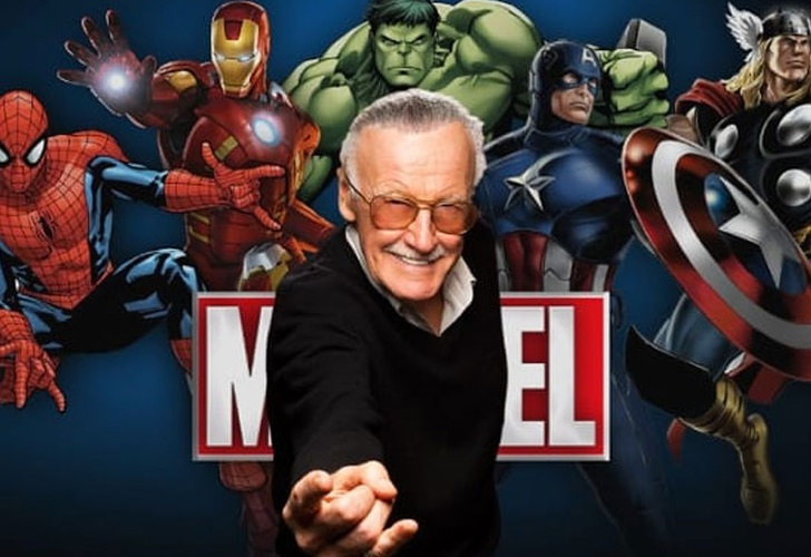 stan lee, creador de marvel comics, ex manager, abuso, keya morgan, estados unidos,