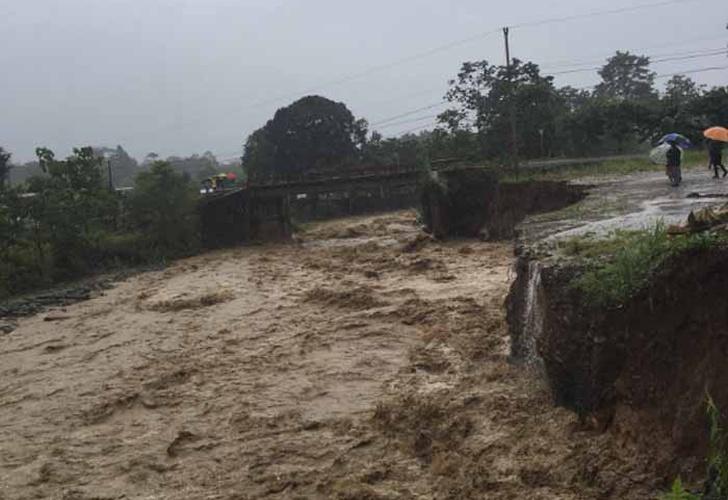 Deja Nate en Centroamérica al menos 28 muertos