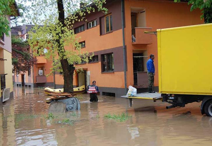 bosnia, lluvias, inundaciones, fenomenos naturales, clima,