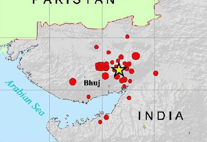 Terremoto de magnitud 6,1 sacude el noreste de India