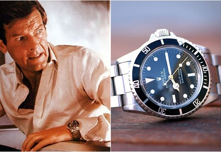 Un Bond Reloj James En 000 De 360 Dólares Venden Más IvYmb76gyf