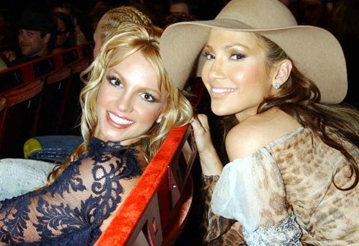 Britney Spears revela el costoso regalo que le hizo Jennifer López