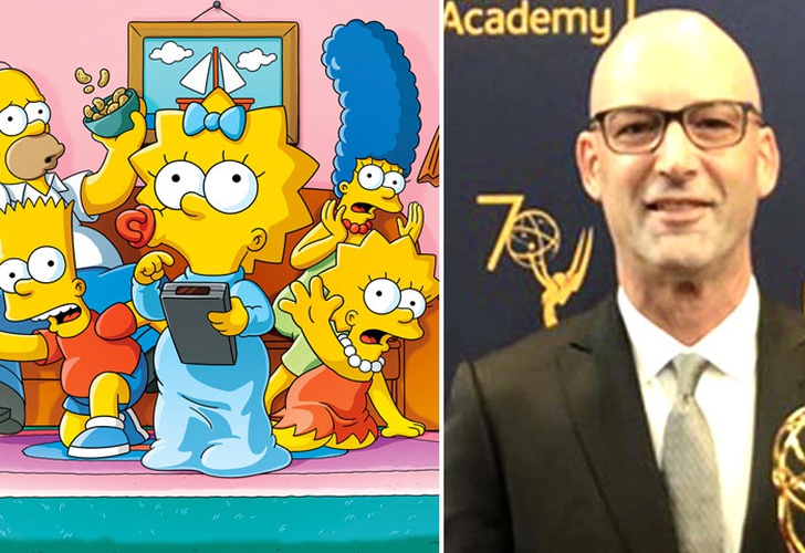 Muere Michael Mendel, productor de Los Simpson y Rick and Morty