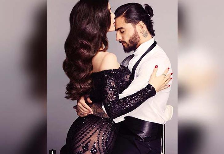 Así Demostró Su Amor El Cantante Maluma A Natalia Barulich Video