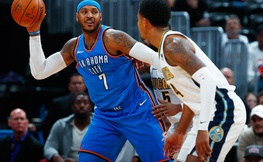 carmelo, anthony, rockets, houston, thunder, oklahoma, city, nuggets, denver, knicks, nueva, york,