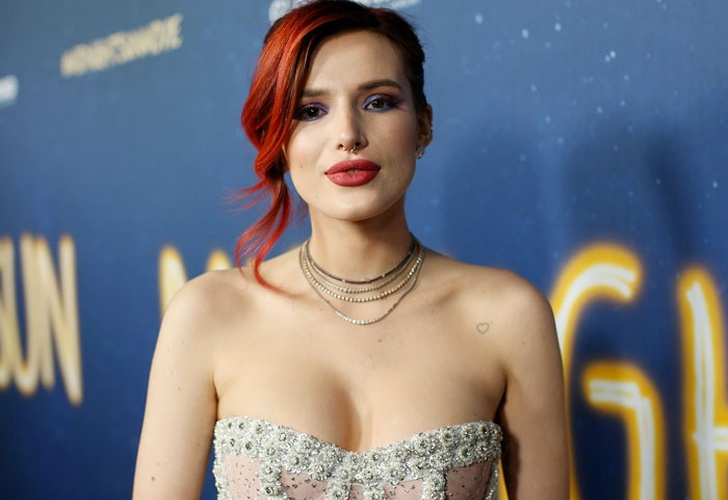 famosos actores,  bella thorne, cine porno,  pornhub, debut, trailer,  disney,