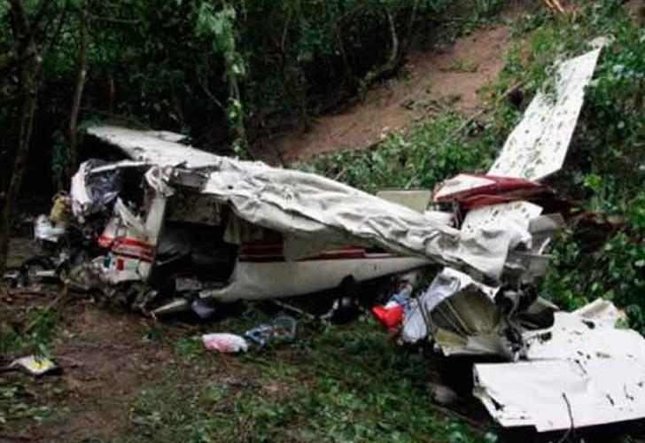 'Avionetazo' en Sinaloa deja siete muertos
