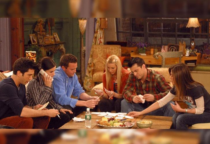 ¿No lo sabías? Chandler se negó a rodar una escena de Friends