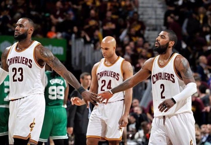 """Cleveland está a un triunfo de la final de la NBA"""""""