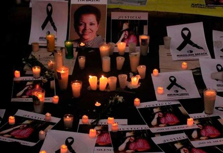 Violencia contra periodistas buscan silenciar libertad de expresión: CNDH