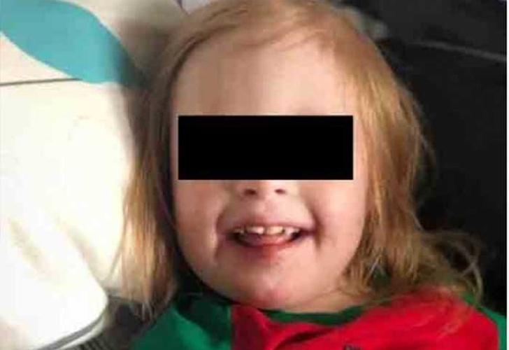 Hombre mata a niña con Síndrome de Down por interrumpirlo