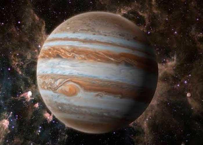 El planeta Júpiter se podrá ver 'brillando' en el cielo