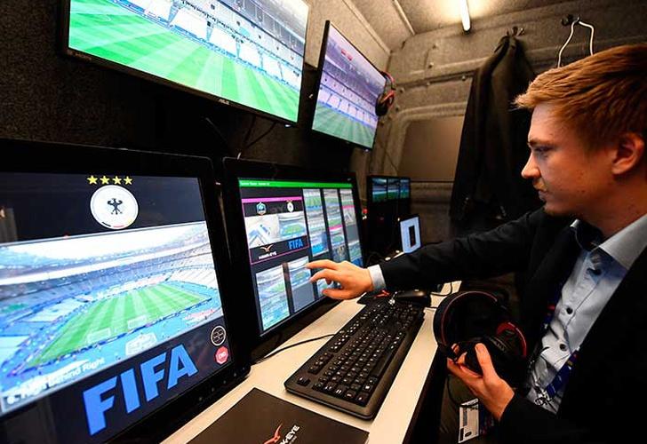 Pitana dirigirá en la Copa Confederaciones
