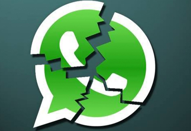 Volvé al SMS o levantá el tubo: se cayó WhatsApp