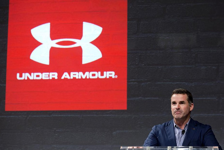 None-Le llueven críticas a Under Armour por elogiar a Trump