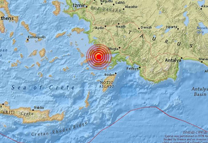 Terremoto de 6,5 sacude a la provincia china de Sichuan