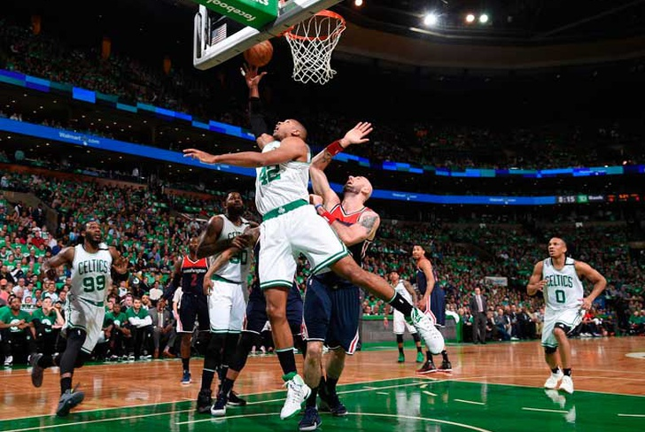 isaiah, thomas, boston, celtics, washington, wizards, john, wall, al horford,-Boston vence a Wizards; está a un triunfo de final del Este