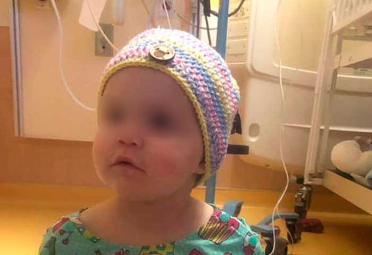 Niegan donación a niña con cáncer solo porque