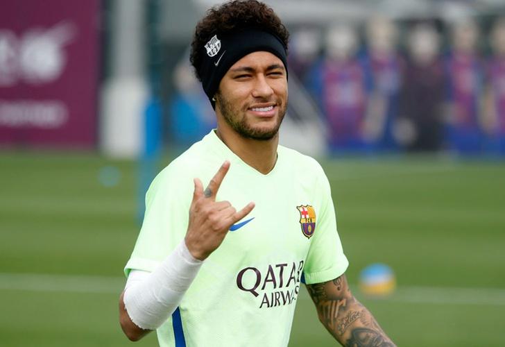 Neymar amenaza con irse del Barza