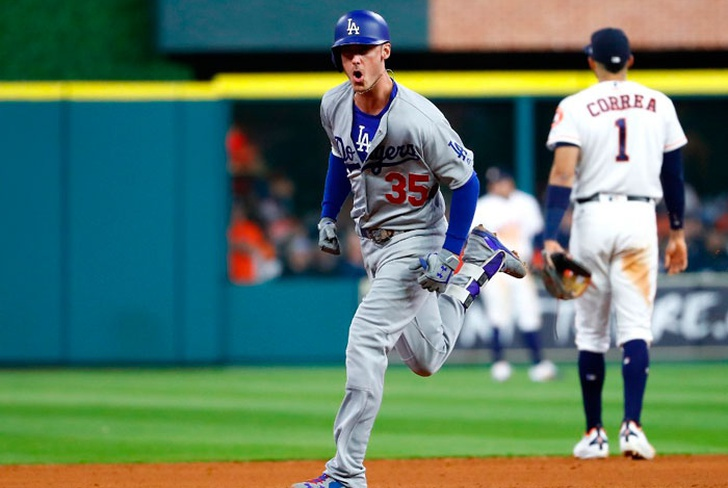 astros, houston, grandes, ligas, cody, bellinger, dodgers, yankees, alex, cora,