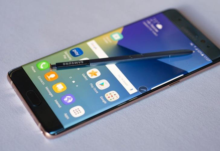 Presenta Samsung el Galaxy S8