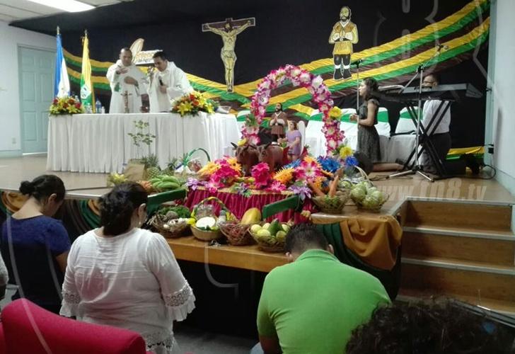 Festeja colonia Ejidal a San Isidro Labrador