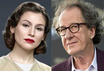 "Actriz de ""Orange is the New Black"" acusó a Geoffrey Rush de acoso sexual"