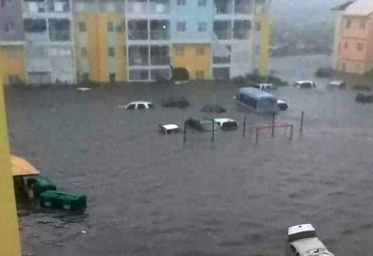 Gobierno envía ayuda humanitaria a Antigua y Barbuda