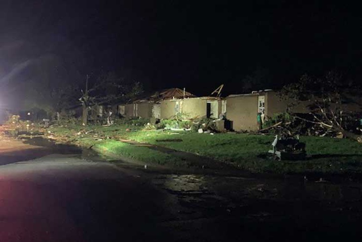 estados unidos, indiana, ohio, tornados, destruccion en casas, desastres naturales,