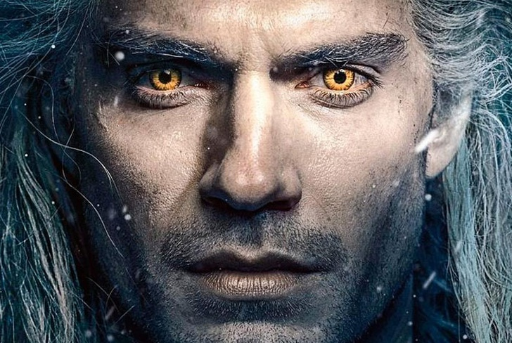 estados unidos, the witcher, ojos, henry cavill, ciego, serie,