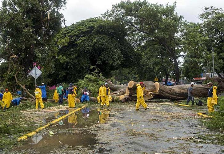 ALERTA: Nueva onda tropical se dirige a Nicaragua