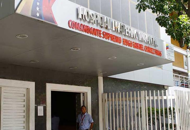 Grupo armado ataca hospital infantil en Caracas