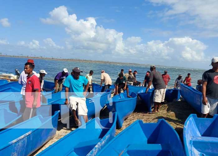 nicaragua, caribe, ayuda, cayucos, pesca, alimentacion,