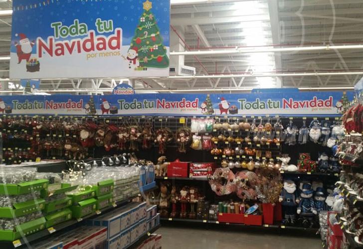 nicaragua, navidad, walmart, ofertas, productos,-La navidad se asoma en los grandes supermercados de Nicaragua