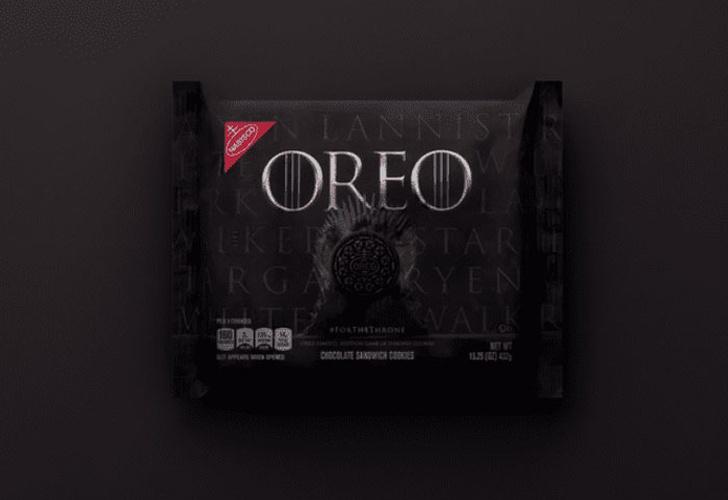 intro Oreo Game of Thrones VIDEOGalletas recrean de Ybyvf76g