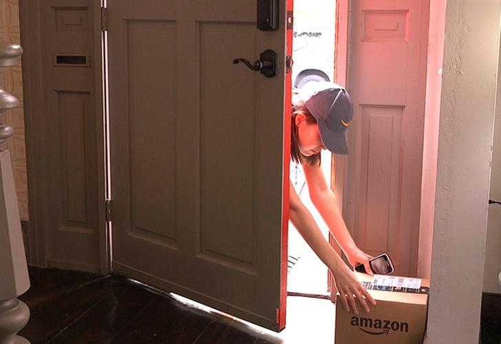 As es amazon key el servicio de entrega que deja tu pedido dentro de casa - Amazon no estoy en casa ...