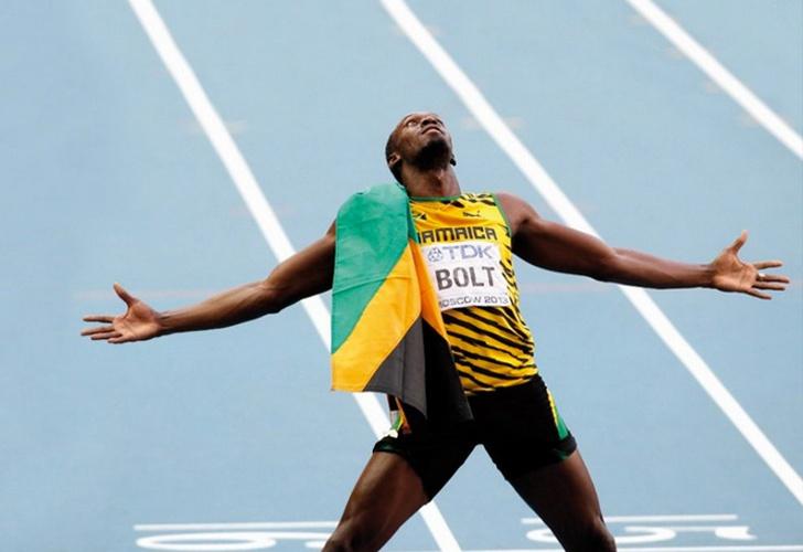 Usain Bolt y sus últimas carreras antes del retiro — Atletismo