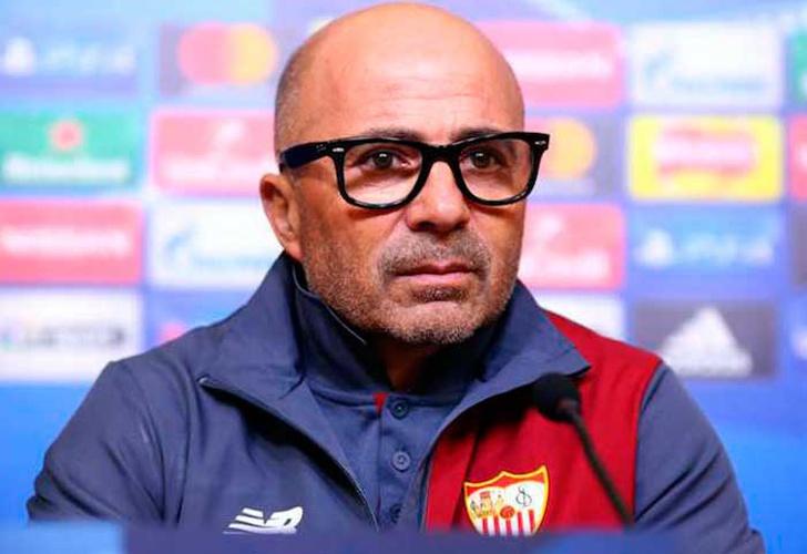 Sevilla se opone a la salida de Sampaoli