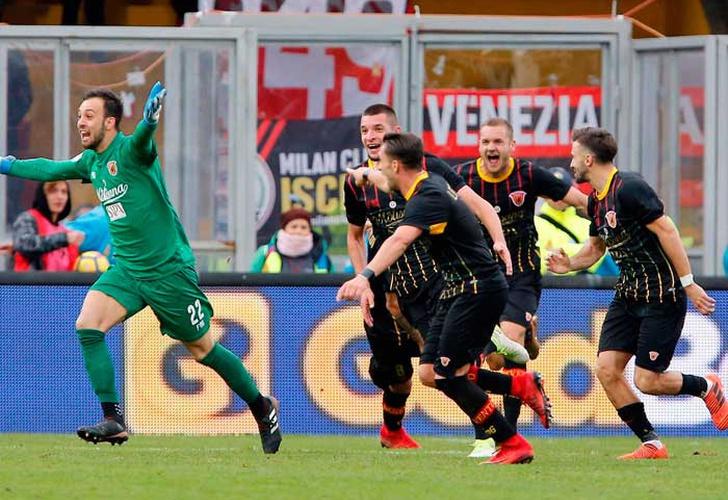 La ocurrente respuesta de Gattuso tras gol del portero — Milan