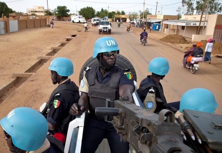 Ataque contra sede de la ONU en Malí deja dos soldados muertos