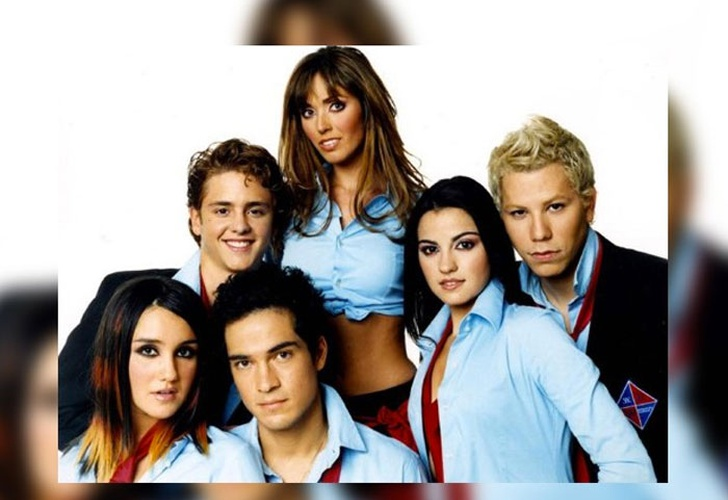 mexico, regreso, rbd, video, redes sociales, febrero 2020, viral, twitter, youtube,