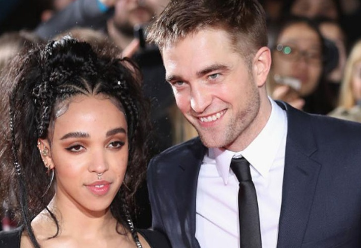 Robert Pattinson separado de FKA Twigs
