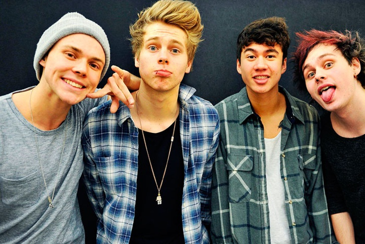 "None-Banda ""5 Seconds of Summer"" se suma a Lady Gaga para Rock in Rio"