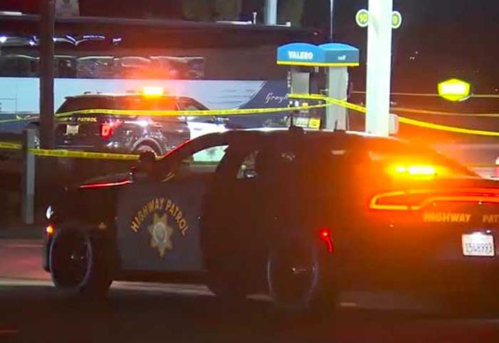 Un muerto y 5 heridos, saldo de tiroteo en autobús en California