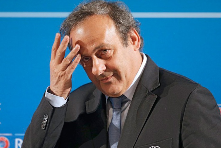 uefa, michael, platini, copa, mundo, francia, william, bourdon, balón, oro,